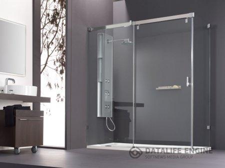 Душевые кабины - преимущества перед ванной