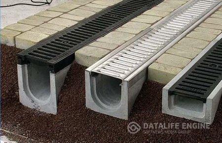 Водоотводные системы: Основные преимущества