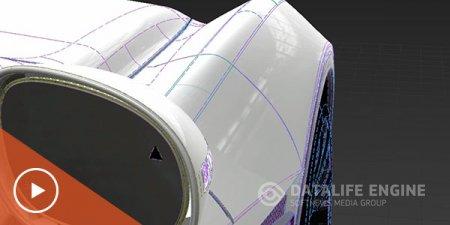 Програма Autodesk Alias  - разработка эскизов и конструирование рисунка