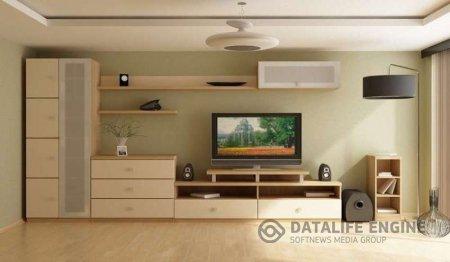 Корпусная мебель: Преимущества