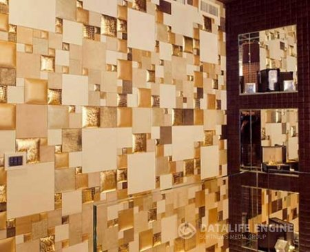 Натуральные материалы для декорирования стен