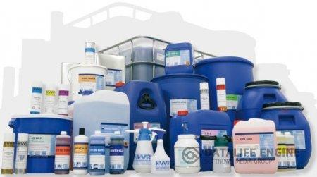 Промышленные моющие средства